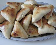 Takhratha'd Pusra - Meat Pies