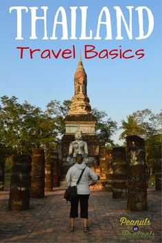 Plan Your Trip to Thailand - Travel Basics - Peanuts or Pretzels #Thailand #Travel #Planning