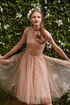 Modern & romantic wedding dresses, bridal gowns, bridesmaid dresses, formal dresses & accessories curated by BHLDN, Anthropologie's wedding brand. Rustic Wedding Dresses, Colored Wedding Dresses, Modest Wedding Dresses, Bridesmaid Dresses, Lace Bridesmaids, Ivory Wedding, Wedding Attire, Wedding Bells, Fit And Flare Wedding Dress