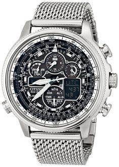 fbdb82335f1 Citizen Men s Stainless Steel Navihawk Watch Luxury Watches