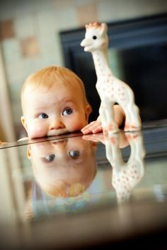 Cute baby shot