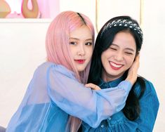 Kpop Girl Groups, Korean Girl Groups, Kpop Girls, My Girl, Cool Girl, Foto Rose, Kpop Couples, Bubbline, Black Pink Kpop