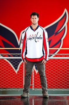 Mike Green... the best part about HBO's Road to the Winter Classic, Penguins vs. Capitals. :)