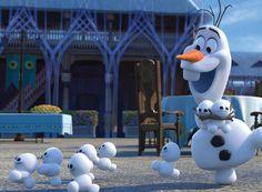 la reine des neiges 2 snowgies