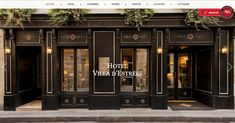 Villa d'Estrées in Paris. We help you find the best boutique hotels in Paris. Paris Hotels, Hotel Paris, Best Vacation Destinations, Best Vacations, Healthy Work Snacks, Easy Healthy Dinners, Hotel Villas, Smart Fit, Design Food