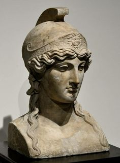 Athena, from the Archaeological Museum of Naples