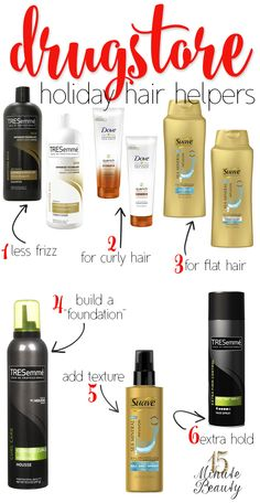 #ad Great products to get the hair style you want this holiday season! #YSYW