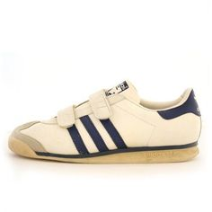 Adidas Rom Comfort. Release: 1982. Made in France. #adiporn #adidasvintage #adidasoriginals