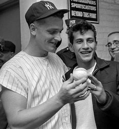 Roger Maris' Home Run. October I remember how my dad loved Roger Maris and Mickey Mantle. Go Yankees, New York Yankees Baseball, Cardinals Baseball, Sports Baseball, Baseball Players, Cardinals Team, Baseball Records, Mlb, American Sports