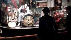 Street Drum Corps Memorabilia Display Unveiling at Hard Rock Hotel & Cas...