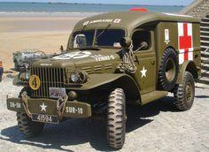 fleetmasters 1943 dodge wc 54 ambulance vehicules military pinterest ambulance et esquive. Black Bedroom Furniture Sets. Home Design Ideas
