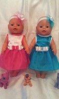 Платье для BABY BORN