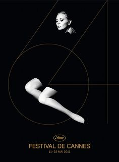 classy poster for Cannes Film Festival