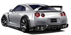 Tommy Kaira Nissan Skyline GTR