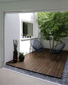 Small Backyard Gardens, Backyard Patio Designs, Small Backyard Landscaping, Small Backyard Design, Landscaping Ideas, Small Courtyard Gardens, Backyard Ideas For Small Yards, Roof Gardens, Patio Ideas For A Small Backyard