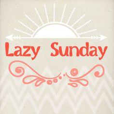 365•215 | eindelijk, een lazy Sunday...