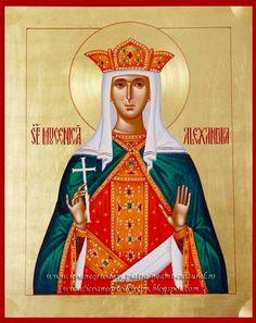 St. Alexandra of Rome - April 21