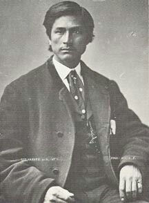 My Great Grandfather, Chief George Harney, Siletz Reservation