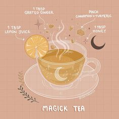 Perfect cup of tea for the Mercury retrograde . Green Witchcraft, Magick Spells, Wiccan, Witchcraft For Beginners, Herbal Magic, Baby Witch, Witch Spell, Modern Witch, Witch Aesthetic