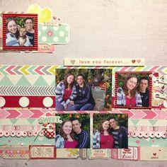 Love You Forever - Scrapbook.com