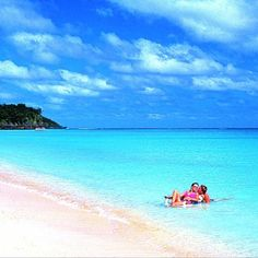 Fiji. OMG this is my dream vacation!