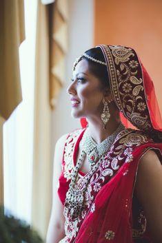 A Traditional Indian Wedding – Adarshna and Aurnen Multicultural Wedding, Traditional Indian Wedding, Real Weddings, Sari, Fashion, Saree, Moda, Fashion Styles, Fashion Illustrations