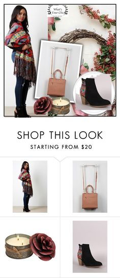 """""""What's Your Chic 21"""" by sena87 ❤ liked on Polyvore featuring beautiful, stylish, holidays and WhatsYourchic"""
