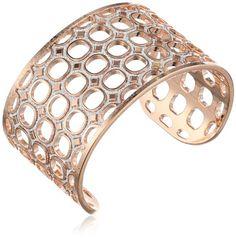"Rebecca ""Seventies"" Bronze Glam Film Cuff Bracelet, 5"" REBECCA,http://www.amazon.com/dp/B00E971HU2/ref=cm_sw_r_pi_dp_Eksptb05XXWZR3PK"