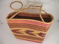 Native American Indian basket