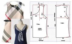 All Things Sewing and Pattern Making Collar Pattern, Top Pattern, Diy Clothing, Sewing Clothes, Sewing For Kids, Free Sewing, Blouse Patterns, Clothing Patterns, Sewing Paterns