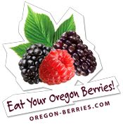 Oregon Berry Commission ~ Eat Your Berries