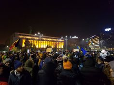 Big protests take place this evening (Sunday, November 5) in Romania's capital Bucharest and other big cities against a series of new changes to the justice laws.