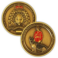 Check out the deal on Police Dog Services Coin at The Mountie Shop Belgian Shepherd, German Shepherds, Lost People, Fur Trade, Gold And Silver Coins, Police Dogs, True North, Service Dogs, Dogs