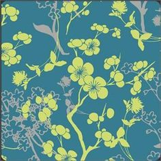 Bright Silhouettes / Patricia Bravo / Spellbound Collection / Art Gallery Fabrics