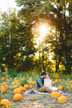 More pumpkin patches for fall weddings