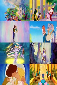 I used to love the swan princess