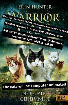 19 Best Warrior Cats (Movie) images