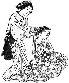 Artistic Japan: 300 Artistic Spot Illustrations