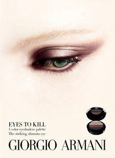 Giorgio Armani beauty campaign