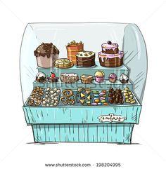 shop window illustration - Szukaj w Google