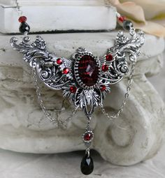 THE QUEEN'S LOVE Victorian gothic steampunk by TheVictorianGarden, $72.00