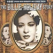 THE BILLIE HOLIDAY STORY contains 2 CDs each of music and spoken word biography…
