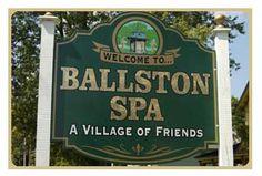 Town of Ballston Spa NY.