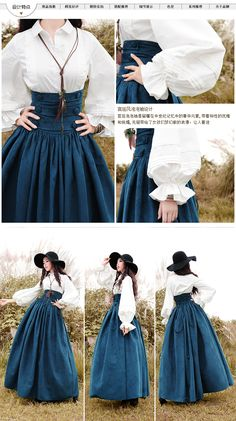 New style outfits boho chic maxi dresses ideas Modesty Fashion, Lolita Fashion, Fashion Dresses, Maxi Dresses, Fashion Clothes, Gothic Fashion, Style Clothes, 1890s Fashion, Corset Dresses
