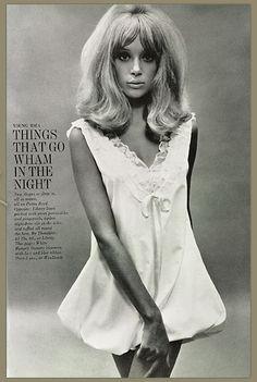 Pattie Boyd amazing 60s hair x
