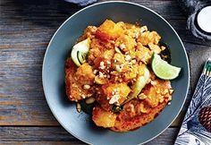 #Cari de #poulet thaï à la #mijoteuse