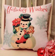 Holiday Wishes Vinta