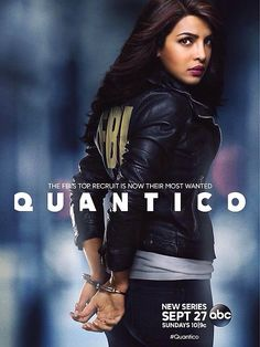 Created by Joshua Safran. With Priyanka Chopra, Jake McLaughlin, Johanna Braddy, Aunjanue Ellis. A look at the lives of young FBI recruits training at the Quantico base in Virginia when one of them is suspected of being a sleeper terrorist. Quantico Tv Show, Quantico Season 2, Quantico Fbi, Jake Mclaughlin, Jamie Lee Curtis, Big Little Lies, Band Of Brothers, Lemony Snicket, The 5th Wave