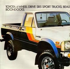 second hand toyota classic cars for sale Toyota Autos, Toyota 4runner, Toyota Tacoma, Toyota Pickup 4x4, Toyota Trucks, Mini Trucks, Cool Trucks, 1st Gen 4runner, Sport Truck