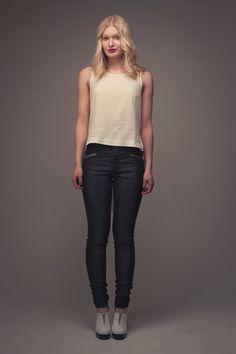 Jamie Jeans - Named. I could make purple skinny jeans!!!